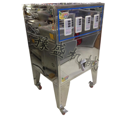 生姜粉分装机